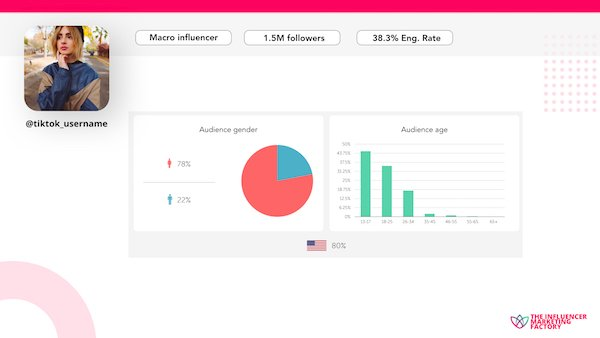tiktok influencer marketing agency - tiktok ads demographics
